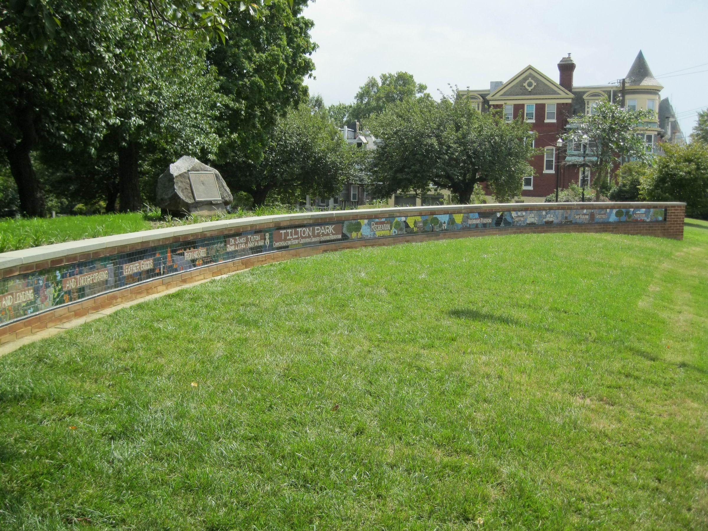 Tilton Park Mural