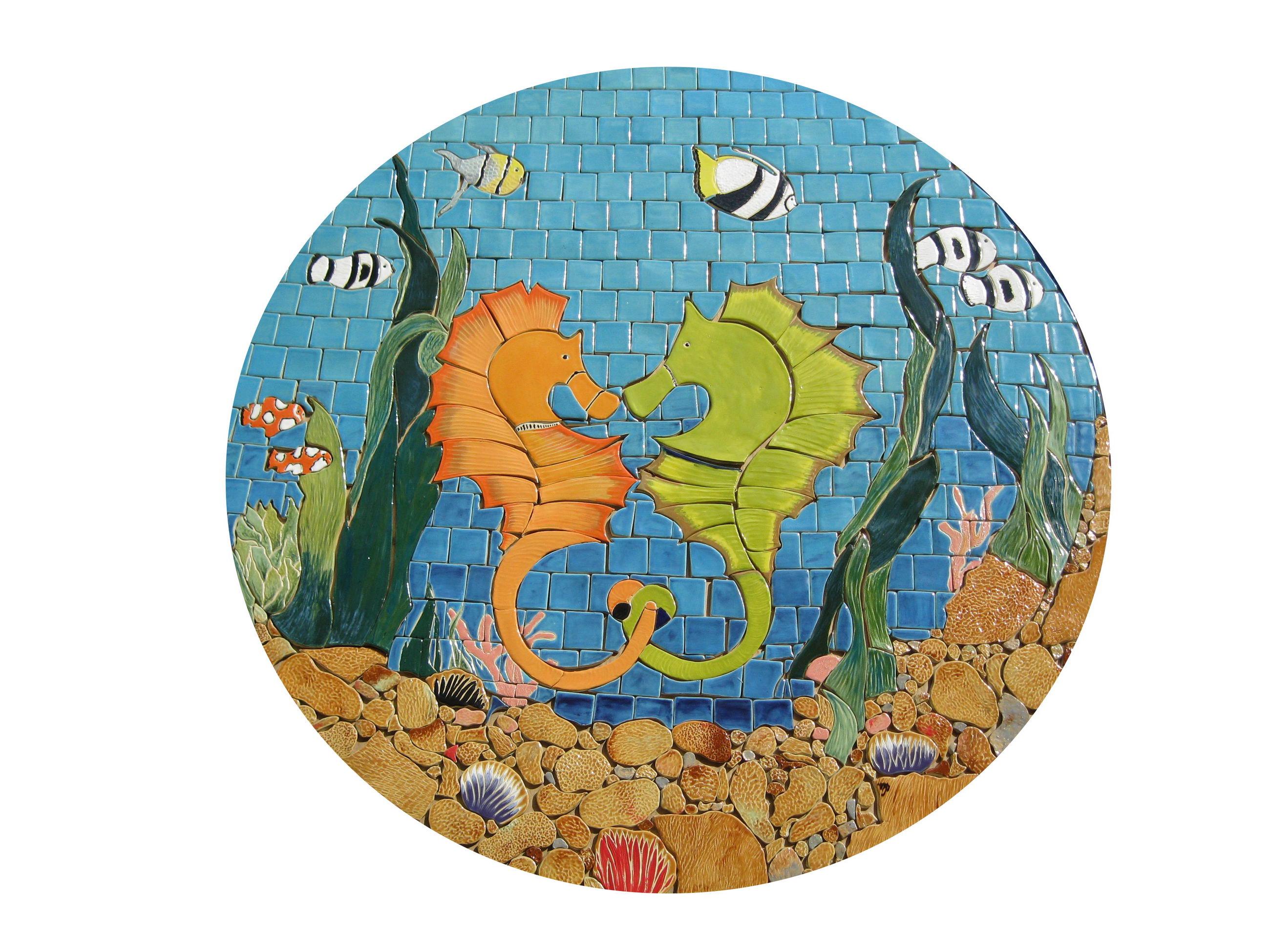 a.Seahorses