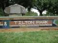 Tilton Park - Monument