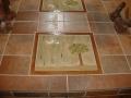 wet bar counter top tile